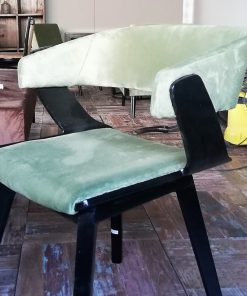 Antique dining room chairs-2