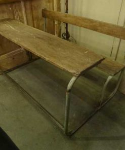 School bench iron frame-1