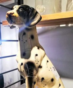 Antique statue of a Dalmatian-1