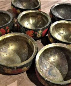 Small vintage bowls / dishes-2