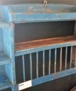 Vintage wooden kitchen racks-3