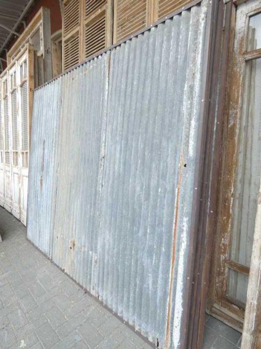 Vintage corrugated panels-3