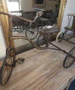 Oude ijzeren fietsjes.-3