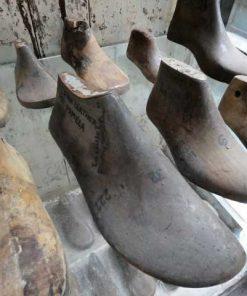 Antique wooden shoe lasts-3