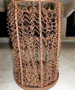 Decorative iron windlights-3