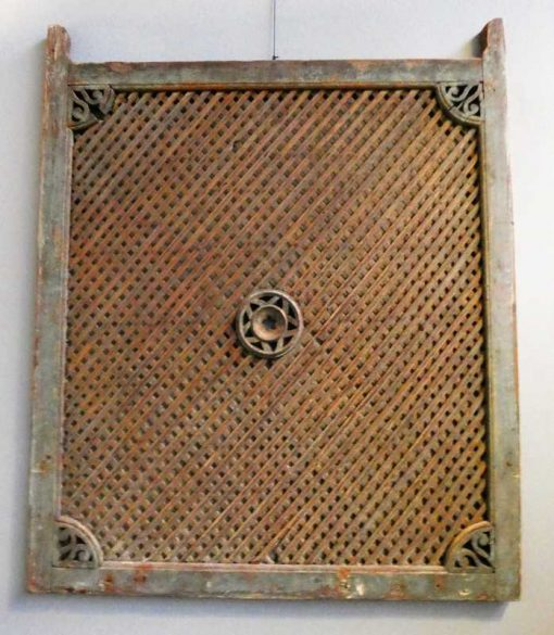 Open-worked antique panel-1