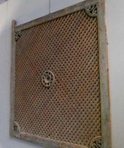Open-worked antique panel-2