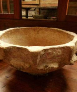 Decorative handmade pulp bowls-2