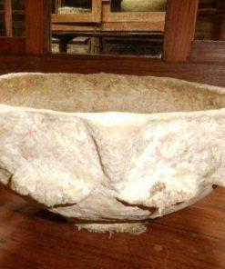 Decorative handmade pulp bowls-4
