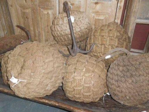 Old ship buoys / rope buoys-4