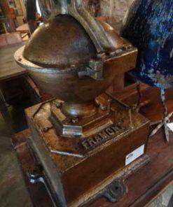 Antique coffee grinder-3