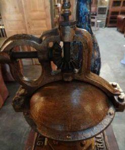 Antique coffee grinder-4