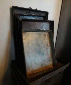 Old zinc trays-1