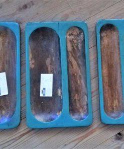 Wooden pen trays-1