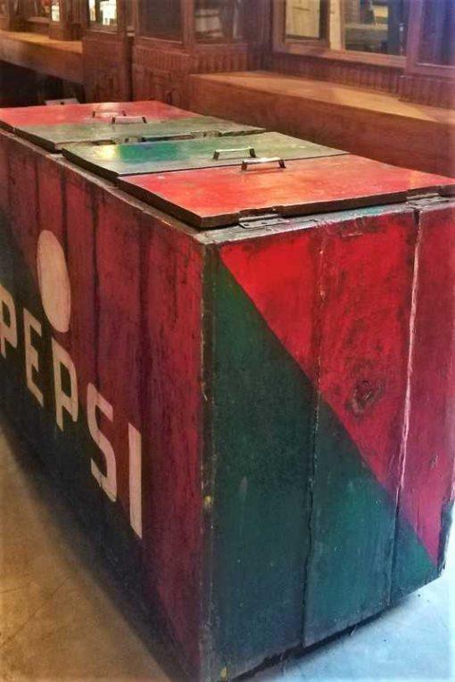 Grote Vintage Koelbox Lxdxh 130x58x86 Cm-3