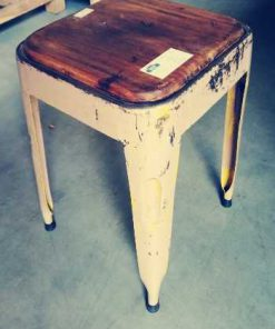 Vintage stools / side table-1