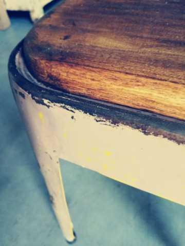 Vintage stools / side table-2