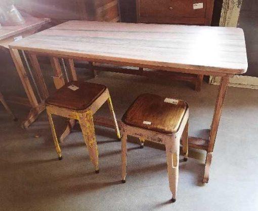 Vintage stools / side table-4