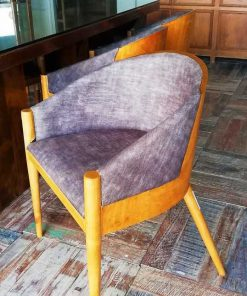 Vintage Wooden Chairs-1