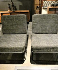 Sleek armchair-1