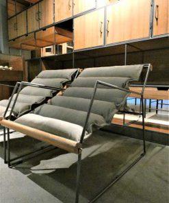 Industrial relaxing armchair-4