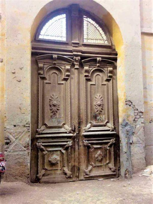 Grote antieke deuren-1