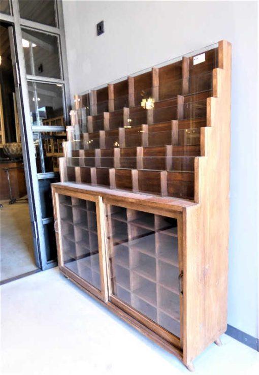 Vintage Cabinet For Folders - 1