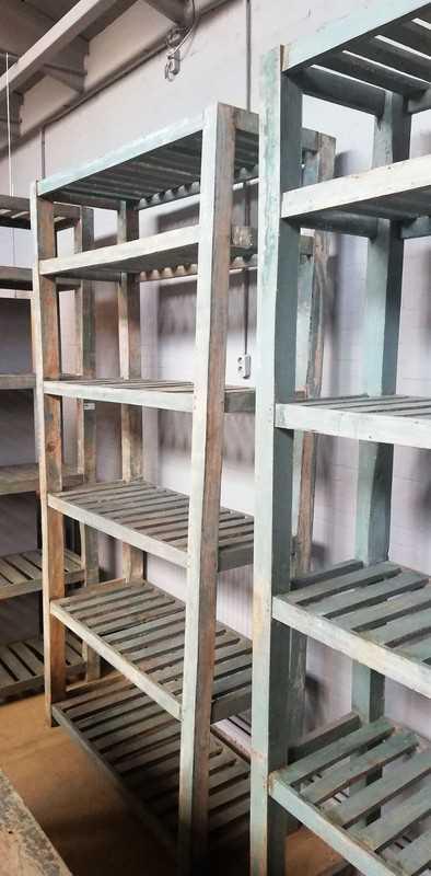 Vintage teak rack-2