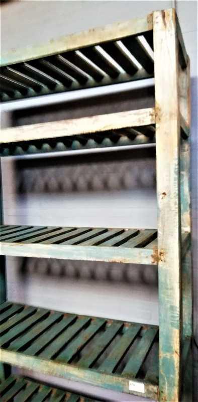Vintage teak rack-3