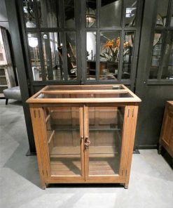 Antique display case-1