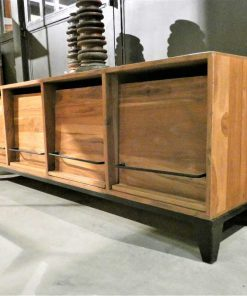 TV cabinet / low sideboard-1