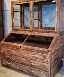 Antique cabinet-1
