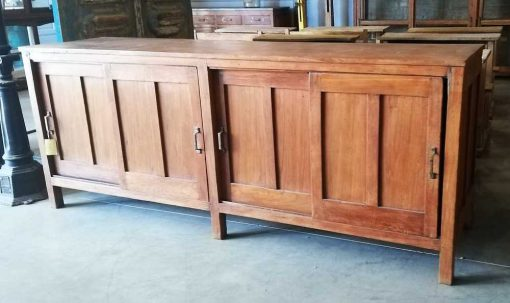Antique Teak Sideboard-3