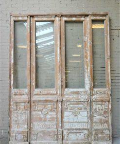 Antieke oranjerie deuren-1
