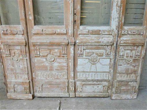 Antique orangery doors-3