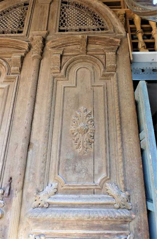 Large antique door-2