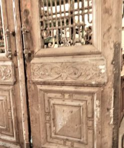 Antique French outside doors-4