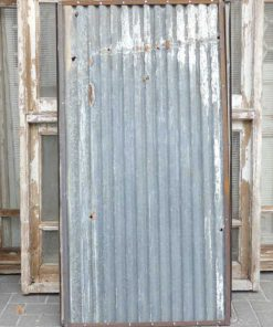 Vintage corrugated iron panels-1
