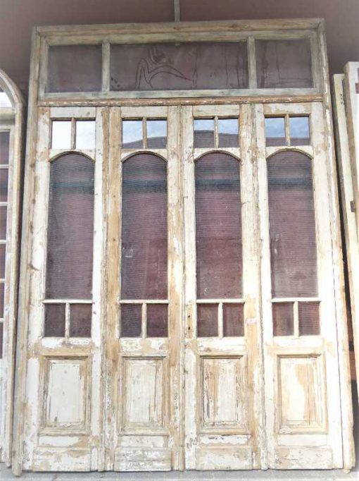 Antique orangery/ 4-stroke doors-1