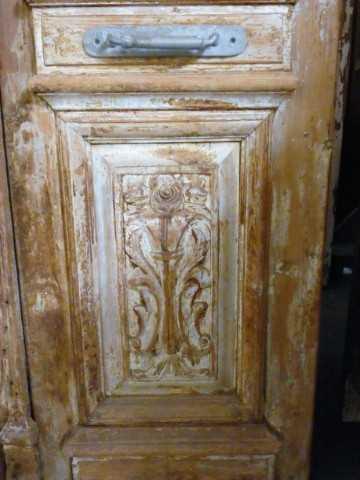 Antique French door-4
