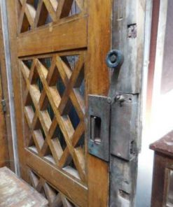 Old elevator doors-2