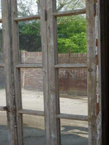 Large antique window-4