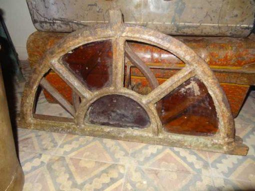 Antique iron barn windows-5