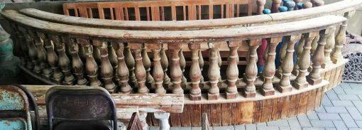 Antieke Halfronde Balustrade-2
