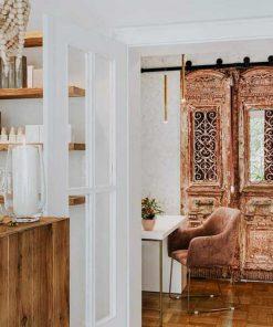 Antieke Franse deuren als tussen deur-1