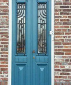 Antieke Franse voor deur-1
