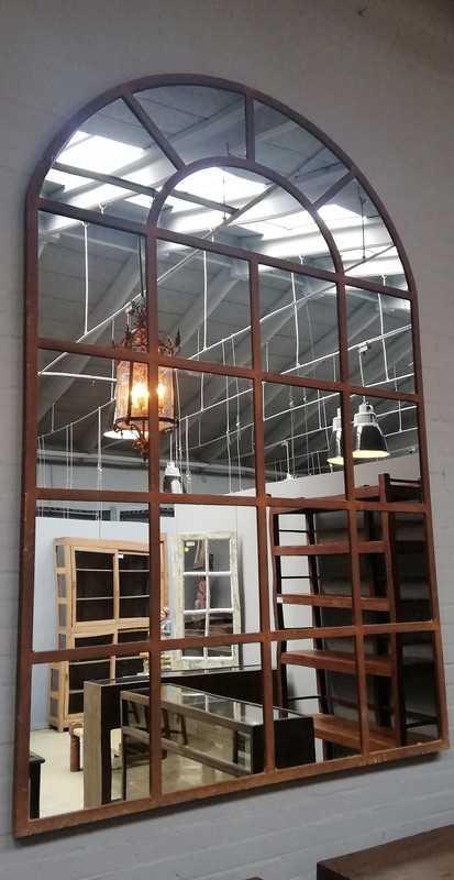 Stable window mirror-2
