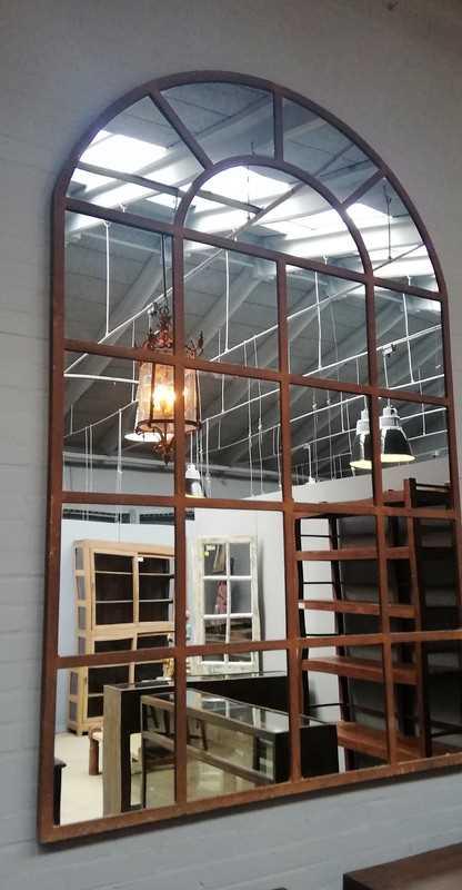 Stable window mirror-3