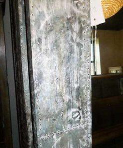 Industriele spiegels met metalen lijst-5