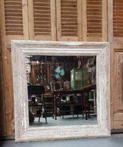 Square mirror-1